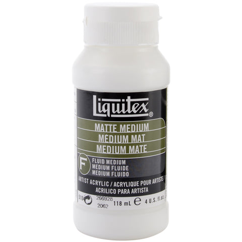 Liquitex Matte Medium 4oz