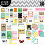 Me and My Big Ideas Pocket Pages Themed Cards Friends