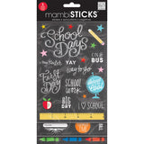 Me and My Big Ideas Stickers Value Pack Chalk School Today