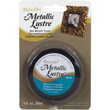 Metallic Lustre Wax Finish Brilliant Turquoise