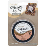 Metallic Lustre Wax Finish Rose Gold