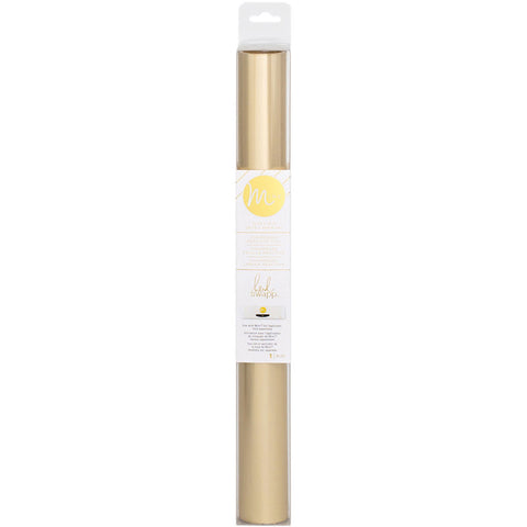 Minc Reactive Foil Matte Champagne 12.25in 10ft Roll