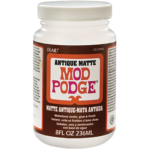 Mod Podge Antique Matte 8oz