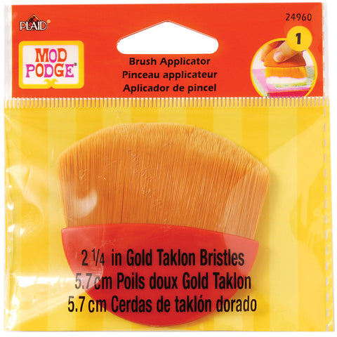 Mod Podge Brush Applicator Golden Taklon
