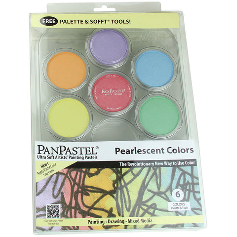 PanPastel Pearlescent Painting Set