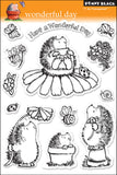 Penny Black Clear Stamp Wonderful Day