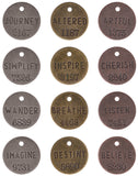 Tim Holtz IdeaOlogy Philosophy Tags
