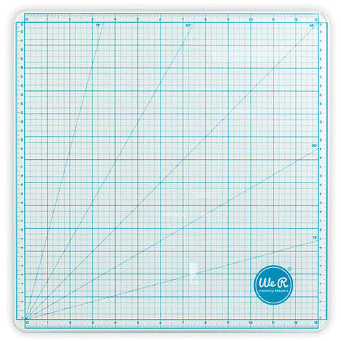 Precision Glass Cutting Mat 13in