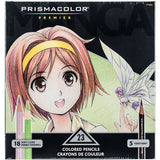 Prismacolor Premier Manga Colored Pencil Set