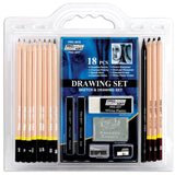 Pro Art Drawing Set 8pk