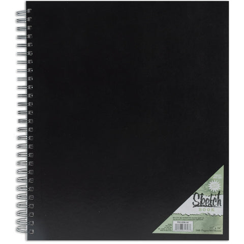 Pro Art Spiral Bound Sketch Book 11inx14in