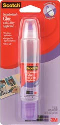 Scotch Scrapbookers Glue with 2Way Applicator