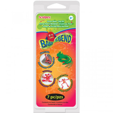 Sculpey Kit Bake and Bend