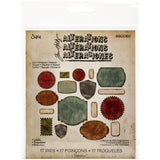 Sizzix Thinlits Dies By Tim Holtz Labels