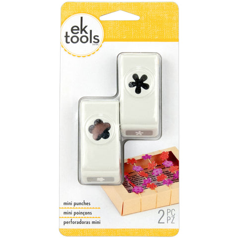 Large Paper Punch Flowers And Leaves Scrapbooking Warehouse