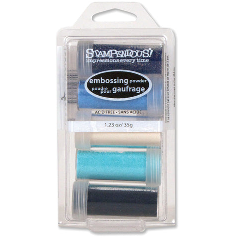 Stampendous Embossing Powder Kit Submerge