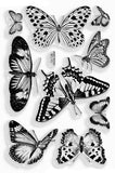 Stampendous Perfectly Clear Stamp Set Butterflies