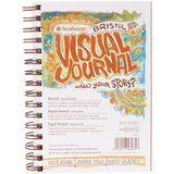 Strathmore Visual Journal Spiral Bound Bristol Smooth 5.5inx8in