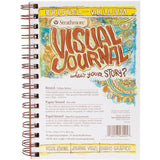 "Strathmore Visual Journal Spiral Bound 5.5""x8"" - Bristol Vellum"