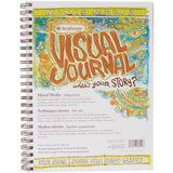Strathmore Visual Journal Spiral Bound Mixed Media Vellum 9inx12in