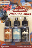 Tim Holtz Alcohol Ink Kit Miner's Lantern Kit