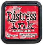 Tim Holtz Distress Ink Pad December Candied Apple