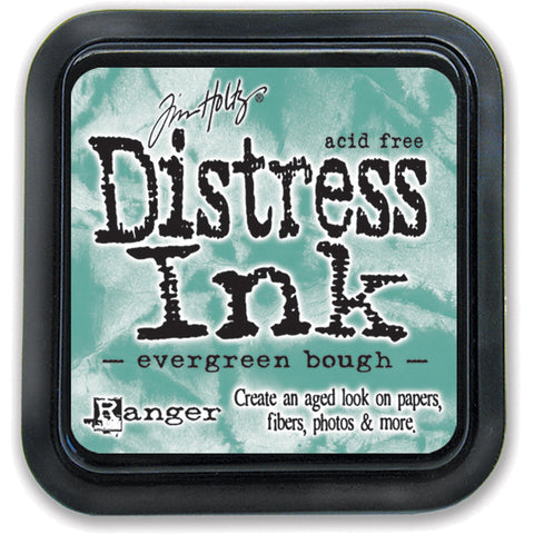 Tim Holtz Distress Ink Pad Evergreen Bough