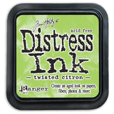 Tim Holtz Distress Ink Pad May Twisted Citron