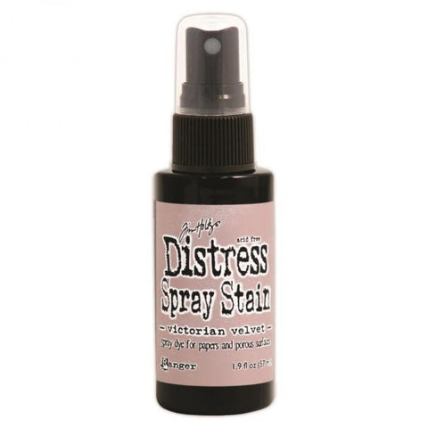 Tim Holtz Distress Spray Stain Victorian Velvet 1.9oz