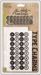Tim Holtz IdeaOlogy Typewriter Keys