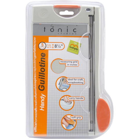 Tonic Guillotine Paper Trimmer 8.5in