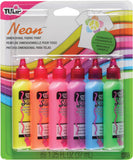 Tulip 3D Fashion Paint Neon 6pk