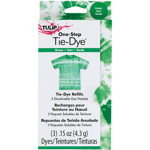 Tulip OneStep Fashion Dye Refill Green