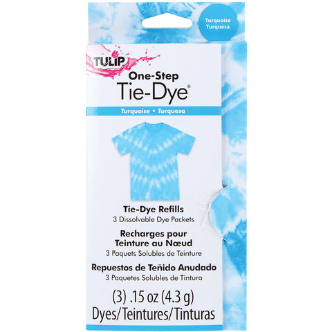 Tulip OneStep Fashion Dye Refill Turquoise