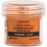 Wendy Vecchi Embossing Powders Tiger Lily