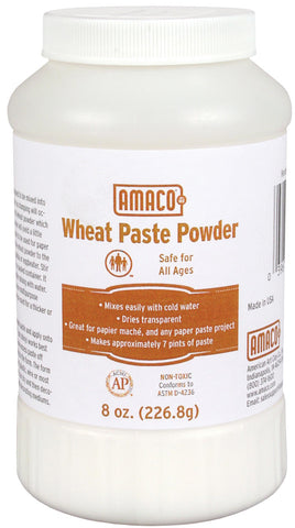 Wheat Paste Powder 8oz