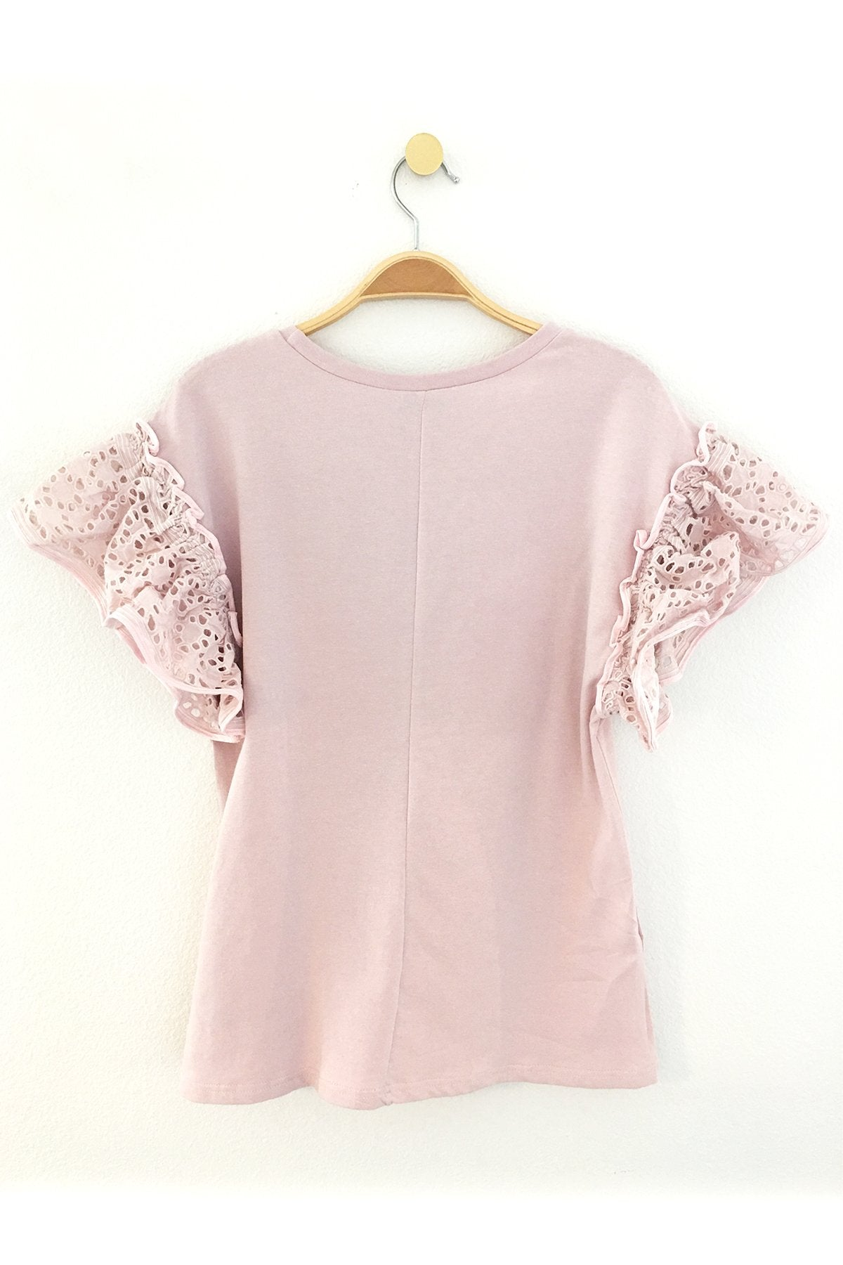 A New Story Top in Blush