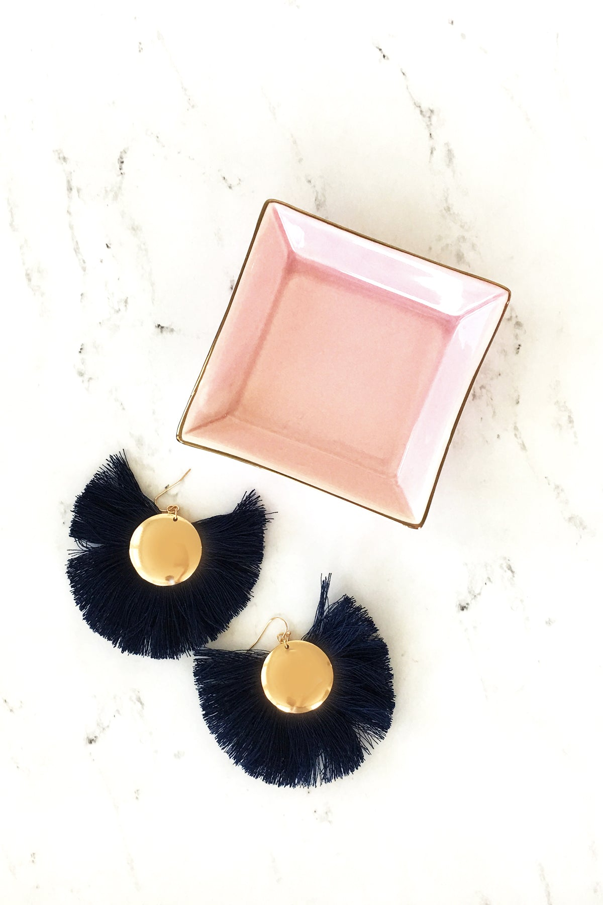 Pink Accessories Dish
