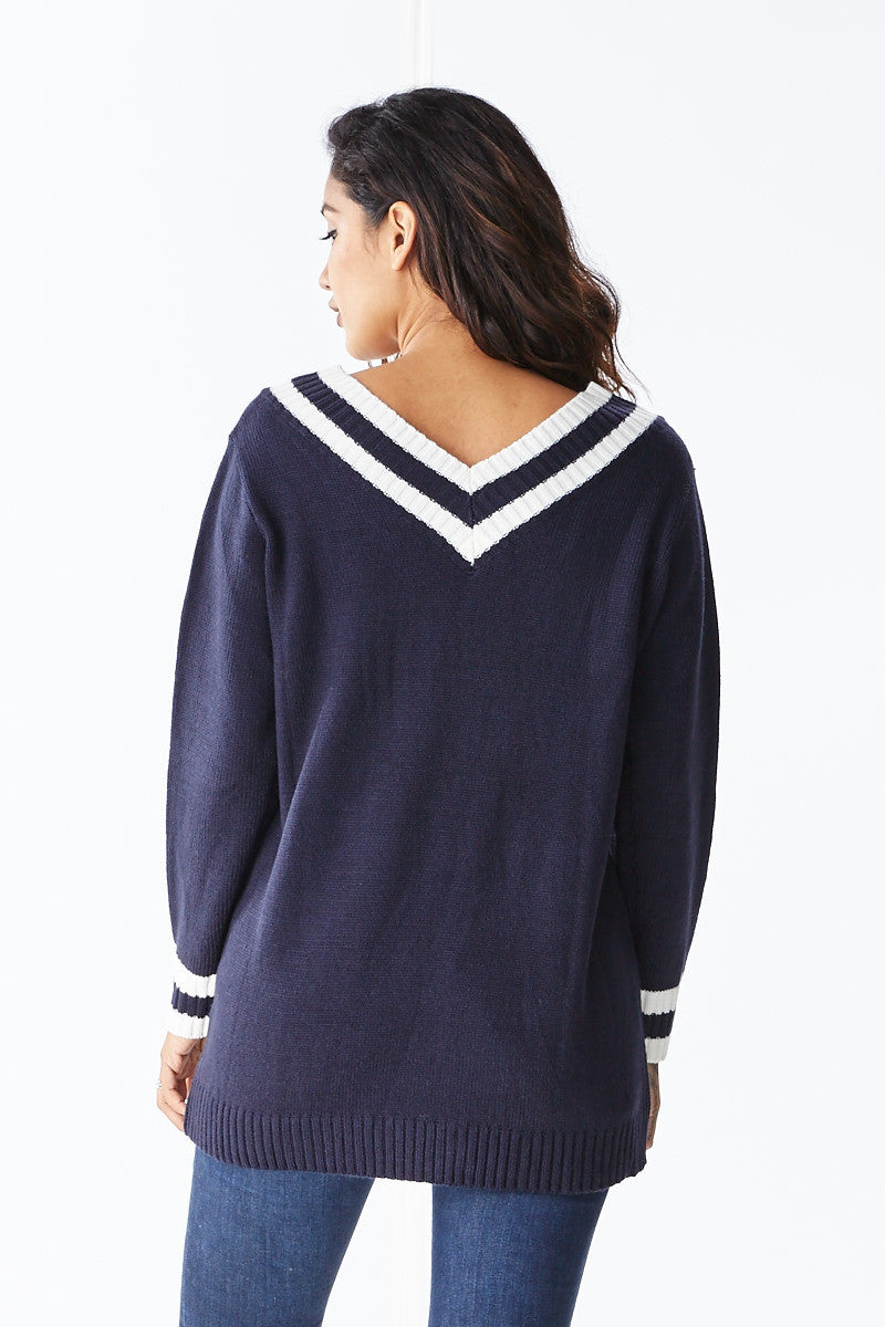 Varsity Club Sweaters! - Good Row Clothing  - 3