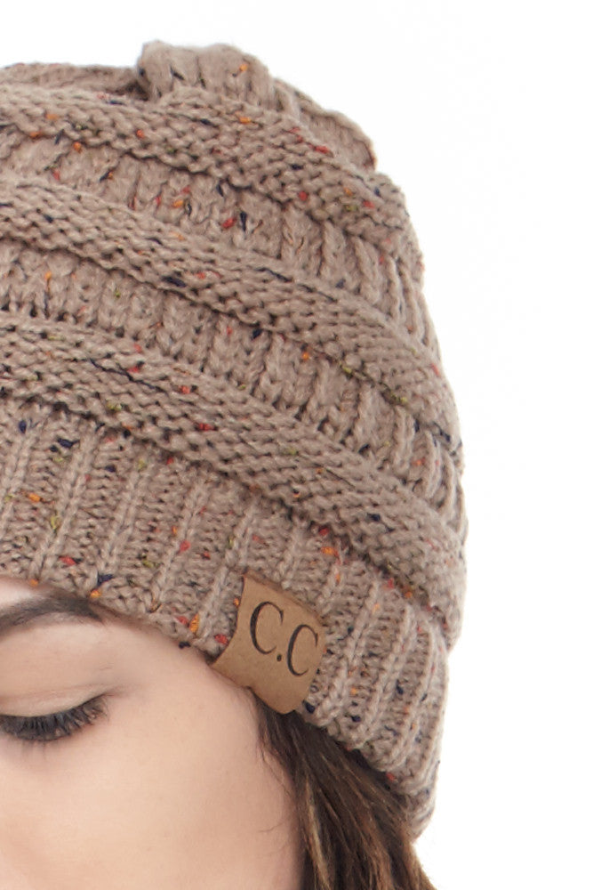 C&C: Perfect Knit Beanie - Good Row Clothing  - 2