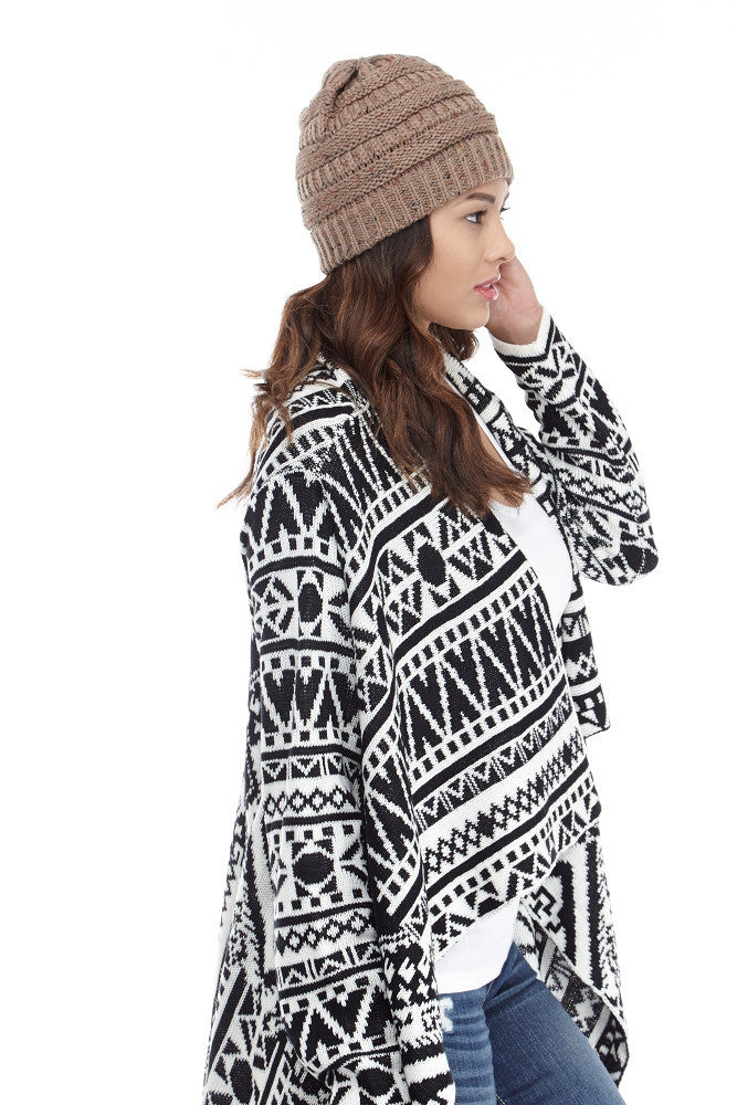 C&C: Perfect Knit Beanie - Good Row Clothing  - 4