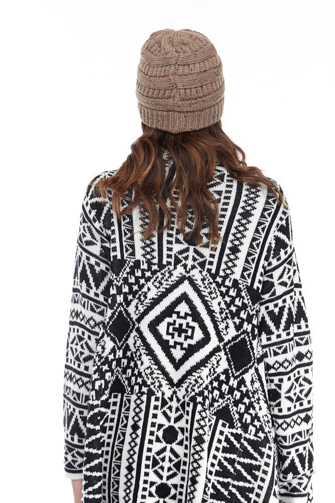 C&C: Perfect Knit Beanie - Good Row Clothing  - 5