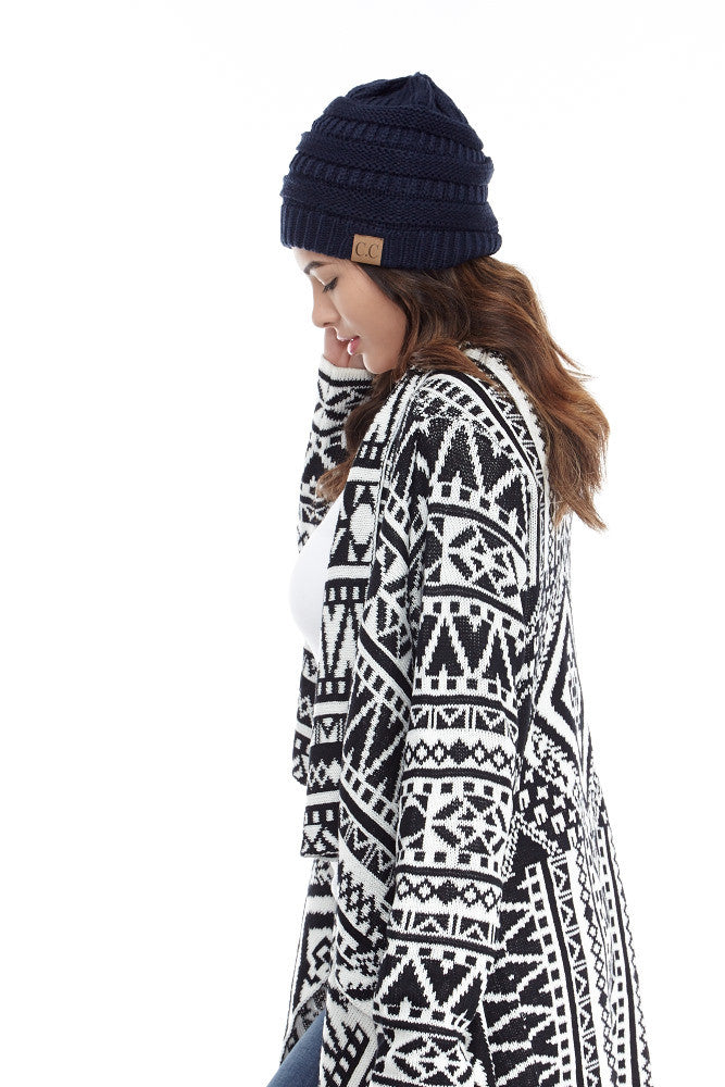 C&C: Perfect Knit Beanie - Good Row Clothing  - 10
