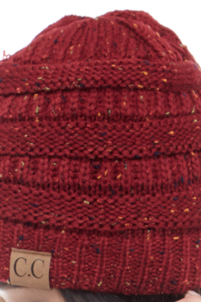 C&C: Perfect Knit Beanie - Good Row Clothing  - 15