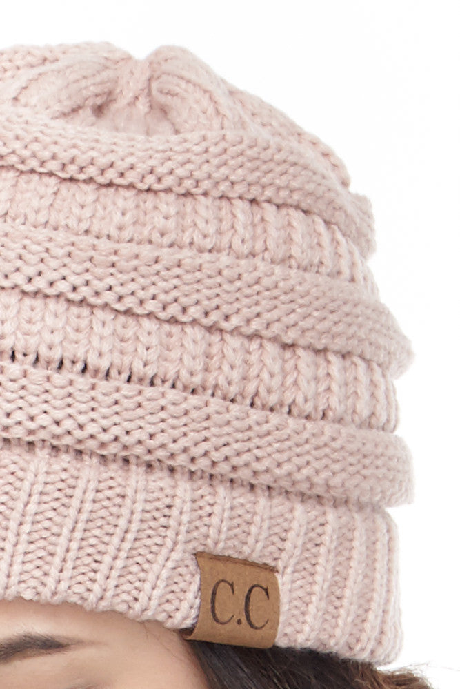 C&C: Perfect Knit Beanie - Good Row Clothing  - 14