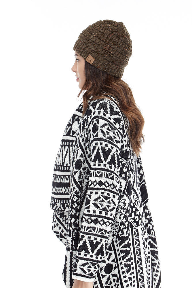 C&C: Perfect Knit Beanie - Good Row Clothing  - 20