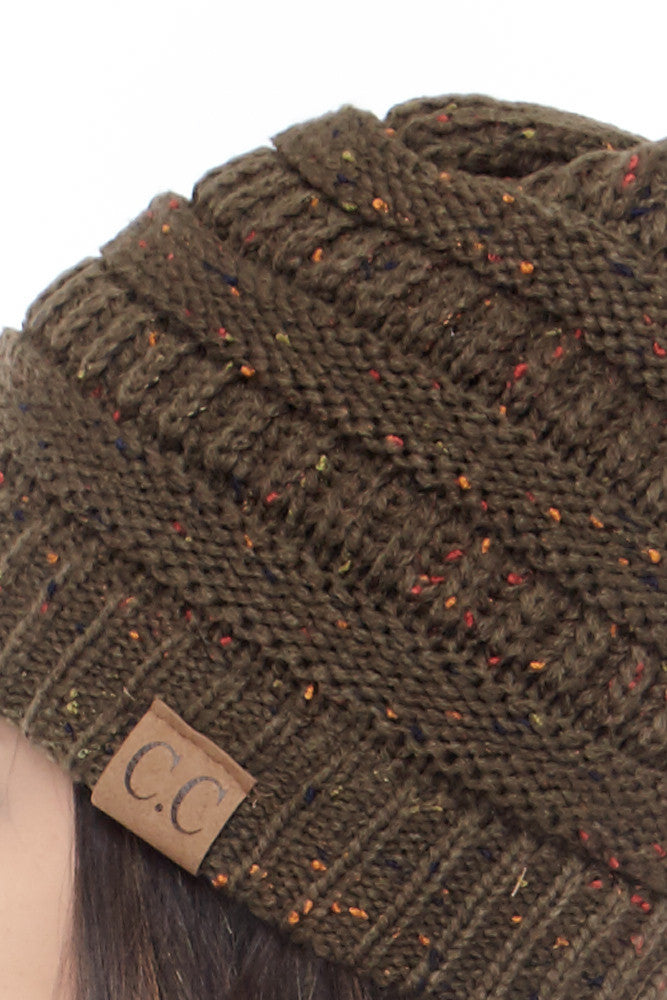C&C: Perfect Knit Beanie - Good Row Clothing  - 19