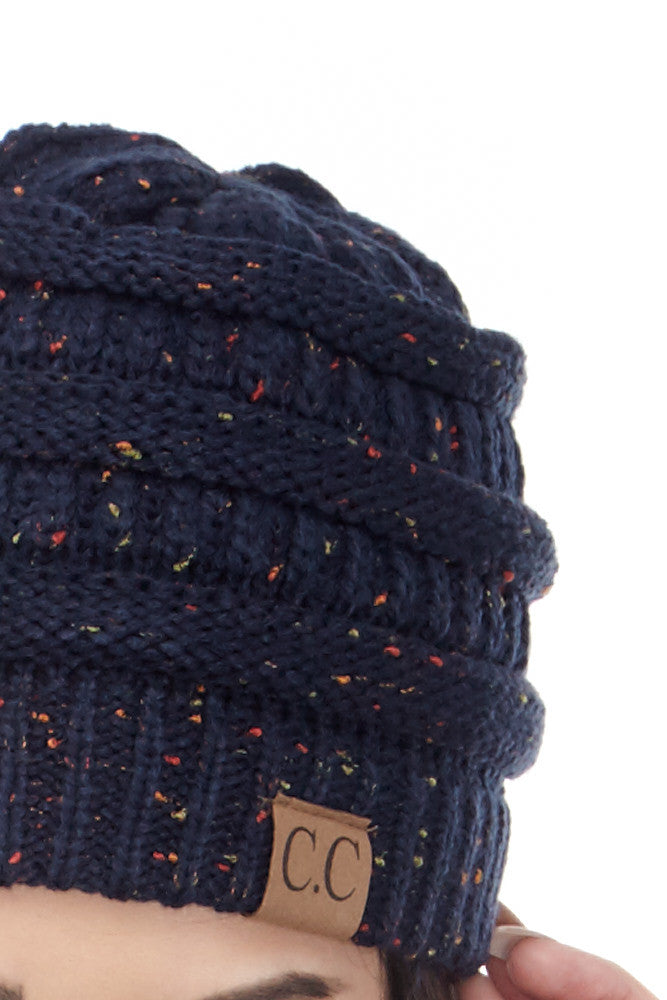 C&C: Perfect Knit Beanie - Good Row Clothing  - 24