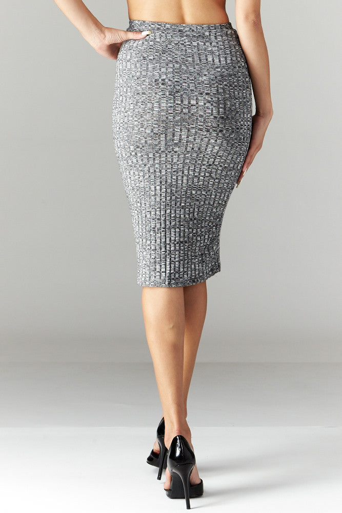 Love Tree: Simplicity is Key Pencil Skirt - Good Row Clothing  - 4