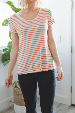 Happy Stripes Tunic